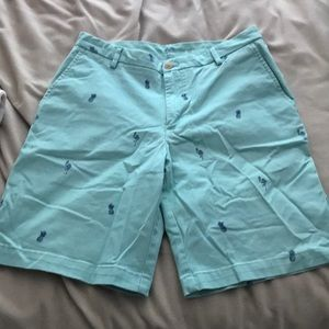 Men's izod shorts, size 30